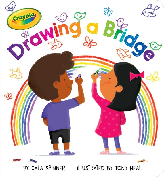 Drawing a Bridge by Cala Spinner
