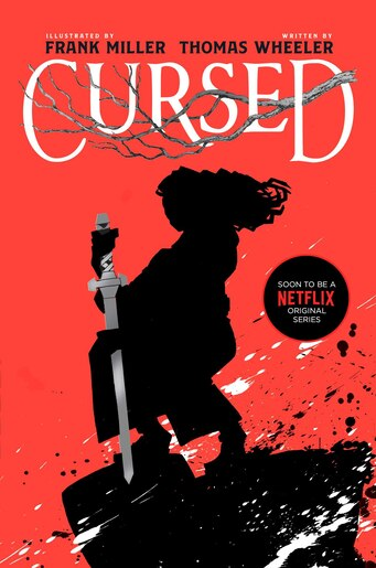 Cursed by Thomas Wheeler