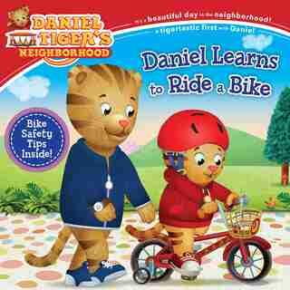 Daniel Learns to Ride a Bike by Jason Fruchter