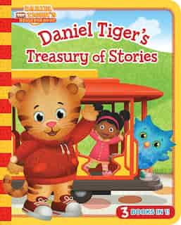Daniel Tiger's Treasury of Stories: 3 Books in 1! by Jason Fruchter