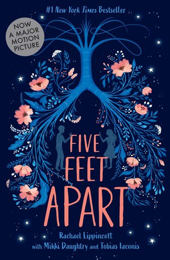 Image result for five feet apart cover