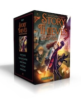 Story Thieves Complete Collection: Story Thieves; The Stolen Chapters; Secret Origins; Pick the…