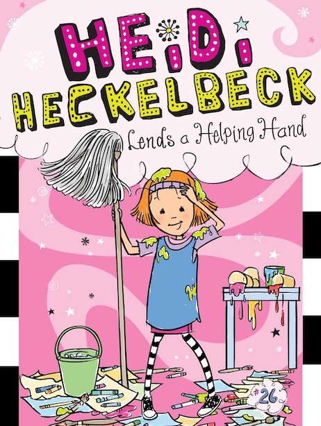 Heidi Heckelbeck Lends a Helping Hand by Wanda Coven