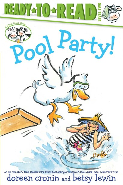 Pool Party! by Doreen Cronin