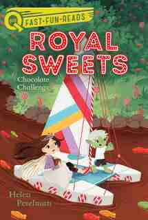 Chocolate Challenge: Royal Sweets 5 by Helen Perelman