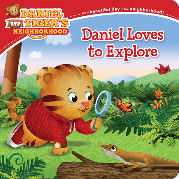 Daniel Loves To Explore by Jason Fruchter