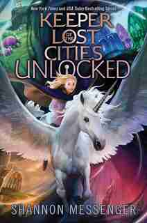 Unlocked Book 8.5 by SHANNON Messenger