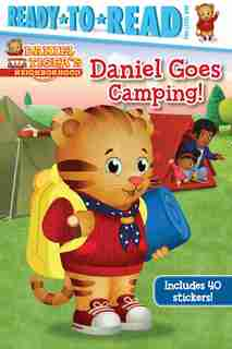 Daniel Goes Camping! by Jason Fruchter