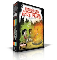 The Desmond Cole Ghost Patrol Collection #2: The Scary Library Shusher; Major Monster Mess; The…