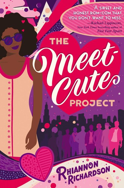 The Meet-cute Project by Rhiannon Richardson