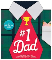 #1 Dad: A Lift-the-tie Book