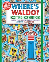 Where's Waldo? Exciting Expeditions: Play! Search! Create Your Own Stories!
