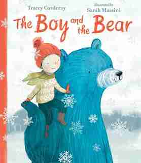 The Boy And The Bear by Sarah Massini