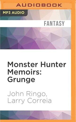 Monster Hunter Memoirs Grunge Book By John Ringo Audio Book Cd