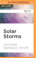 Book Solar Storms: A Prequel Short Story To Orbs by Nicholas Sansbury Smith