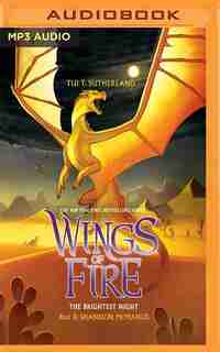 The Wings Of Fire, Book 5: The Brightest Night by Tui T. Sutherland