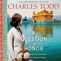 Aquestion Of Honor: A Bess Crawford Mystery