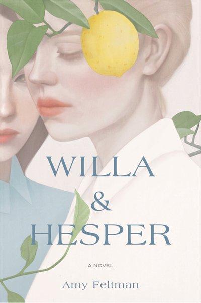 Book Willa & Hesper by Amy Feltman