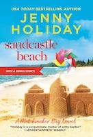Sandcastle Beach: Includes A Bonus Novella