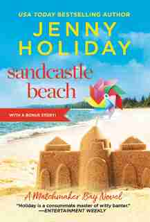 Sandcastle Beach: Includes A Bonus Novella by Jenny Holiday