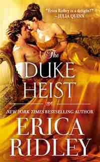 The Duke Heist by Erica Ridley