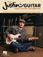 The Justinguitar Easy Guitar Songbook: 101 Awesome Easy Songs You Can Play With Up To 8 Open Chords…