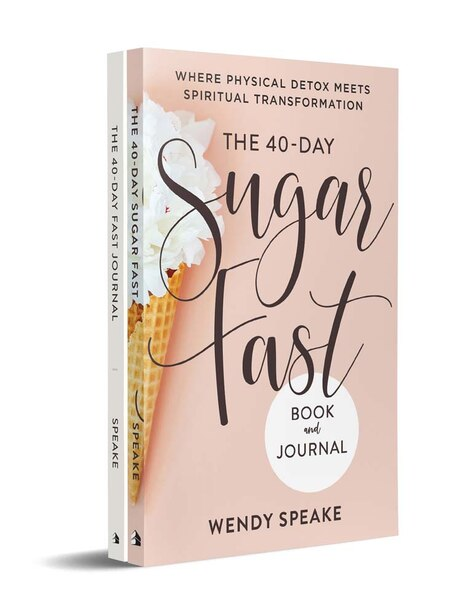The 40-day Fast Journal/the 40-day Sugar Fast Bundle by Speake, Wendy