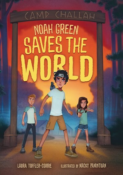 Noah Green Saves The World by Laura Toffler-corrie