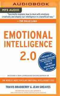 Emotional Intelligence 2.0 by Travis Bradberry