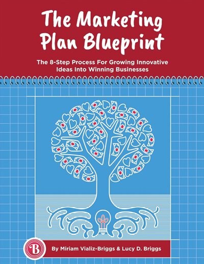 The Marketing Plan Blueprint: The 8-step Process For Growing Innovative Ideas Into Winning Businesses by Miriam Vializ-briggs