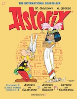 Asterix Omnibus #2: Collects Asterix The Gladiator, Asterix And The Banquet, And Asterix And…