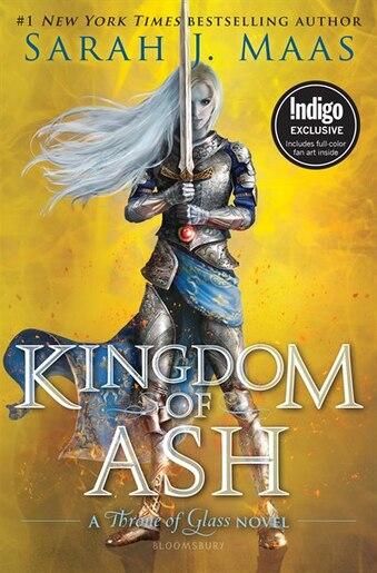 Kingdom of Ash: Indigo Exclusive Edition by Sarah J. Maas