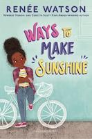 Ways To Make Sunshine