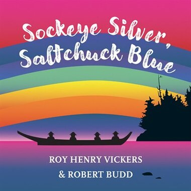 Sockeye Silver, Saltchuck Blue by Roy Henry Vickers