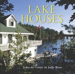Book Lake Houses by Visser, John De