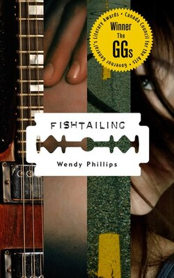 Book Fishtailing by Wendy Phillips