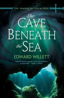 Book The Cave Beneath The Sea by Edward Willett
