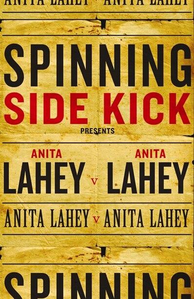 Spinning Side Kick by Anita Lahey