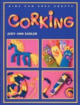 Book Corking by Judy Ann Sadler
