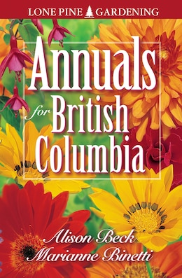 Book Annuals for British Columbia by Alison Beck