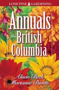 Annuals for British Columbia
