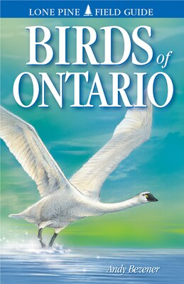 Book Birds of Ontario by Andy Bezener