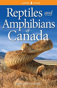 Reptiles And Amphibians Of Canada