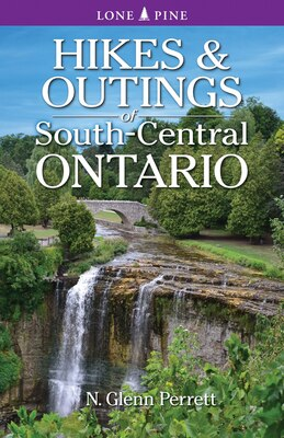 Book Hikes & Outings of South-Central Ontario by Glenn Perrett