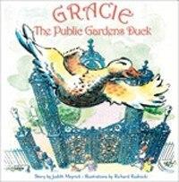 Gracie, The Public Gardens Duck Pb by Judith Meyrick