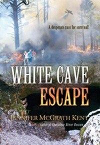 White Cave Escape by JENNIFER MCGRATH