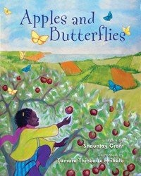 Book Apples and Butterflies: A Poem for Prince Edward Island by Shauntay Grant