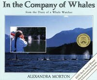 In the Company of Whales by ALEXANDRA MORTON