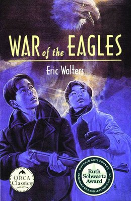 Book War of the Eagles by Eric Walters