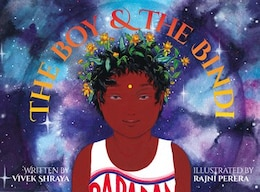 Book The Boy & the Bindi by Vivek Shraya